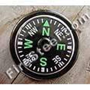20mm Button Compass