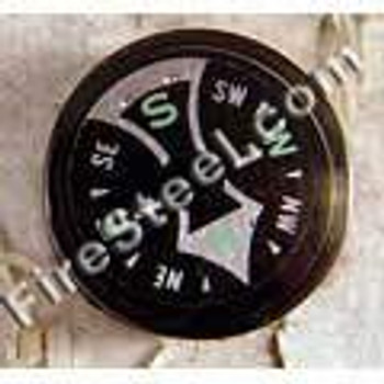 Very high quality - a cheap compass may save you a buck, and then get you lost.  Your choice!