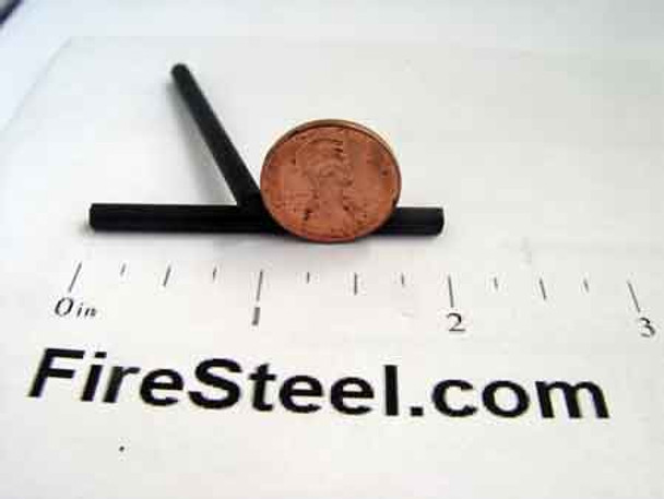 You could put these small firesteels in a homemade Altoid Tin survival kit