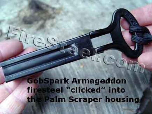 Palm Scraper