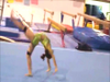 flexibility exercises for gymnast