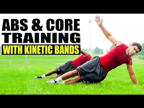 Abs Fitness Workout with Myosource Kinetic Bands