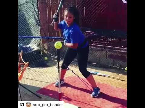 House of Power - Softball Hitting with the PowerHouse Hitter