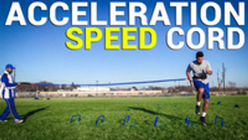 Increase Speed  & Agility - Take Your Game to the Next Level - Football