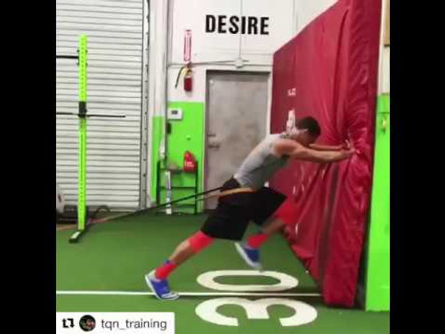 Advanced Speed & Agility Training drills with Resistance Acceleration Speed Cord