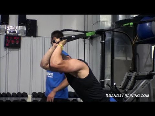 Back and Shoulder Strength:  Improve Your Fitness Workout and Athletic Training