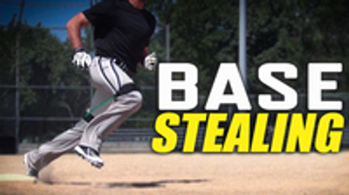 Baseball and Softball Base Stealing and Explosive Power | Ultimate Kinetic Bands Speed Training