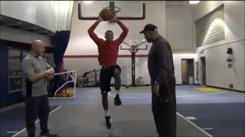 Vertical Jump | Basketball Fitness Workout Drills with Resistance Bands