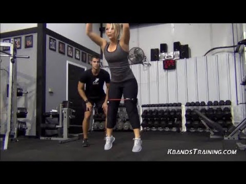 ​Benefits of Myosource Ultimate Kinetic Bands great Fitness Workout  / Resistance Bands