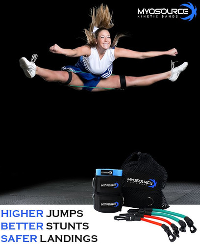 Cheerleading Fitness Workout– Stonger Legs for Higher Jumps and Kicks
