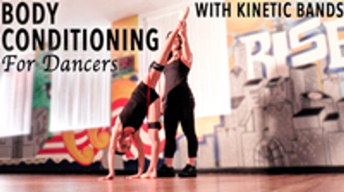 ​Body Conditioning Fitness Workout for Dance Using Myosource Kinetic Bands