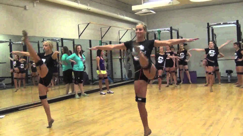 Improve Your Dance Skills using Myosource Kinetic Bands