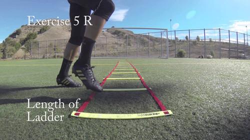 Soccer GoalKeeper  Training with Myosource Kinetic Bands