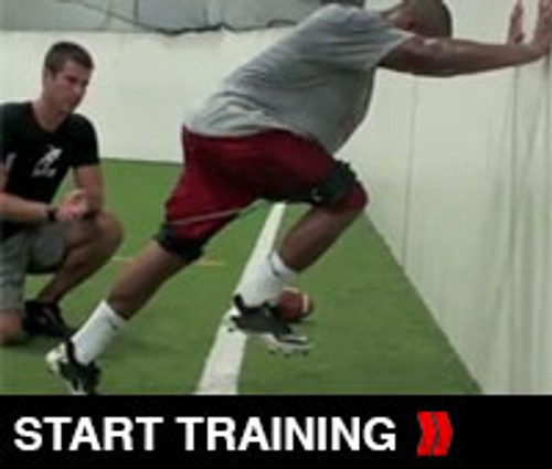 ​Football Drills – Legs Strength and Conditioning with Myosource Ultimate Kinetic Bands