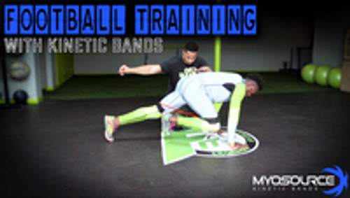 Football Overspeed Training  - Resistance training  - Quick Feet Speed & Agility