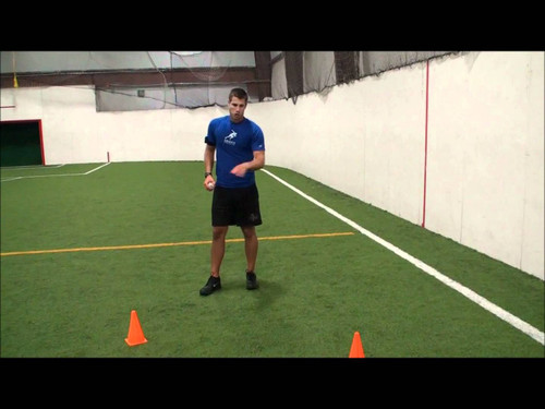 Baseball - Increase Speed; Effectiveness in the Infield