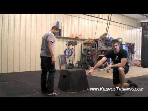 STRENGTH TRAINING FITNESS WORKOUT - PLYOMETRIC TRAINING - INTERVAL TRAINING - Increase Your Speed with Myosource Kinetic Bands