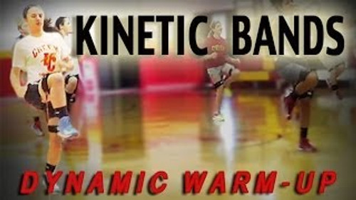 Basketball Dynamic Warm UP  - Myosource Kinetic Bands / Resistance Bands