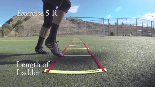 GoalKeeper Specific Soccer Training with Myosource Kinetic Bands