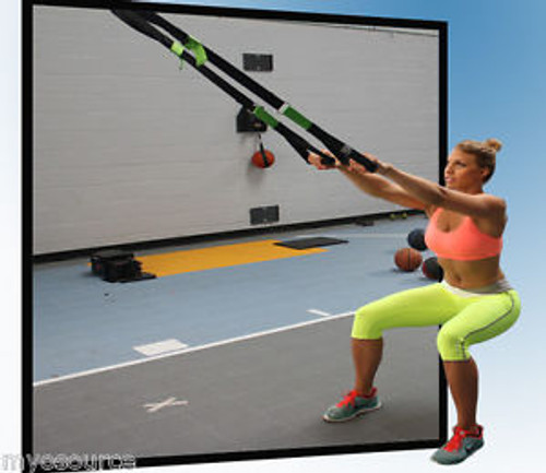 Ultimate Kinetic Bands Full Body Fitness Workout System - Three in One