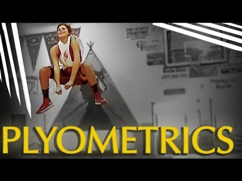 Basketball Plyometric Jump Training with Myosource Kinetic Bands