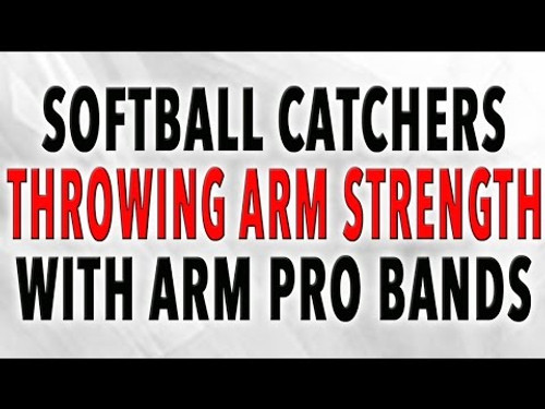 Arm Fitness Workout - Build Arm Strength and Shoulder Strength with Myosource​ ArmPro Bands