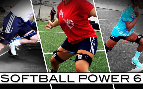 Softball SPEED STRENGTH POWER - ​Speed Training plus Arm and Shoulder Care