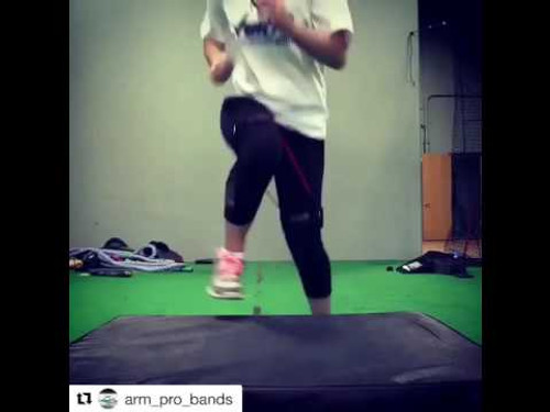 Speed & Agility mechanics and strength training using Myosource Kinetic Bands / Resistance Bands