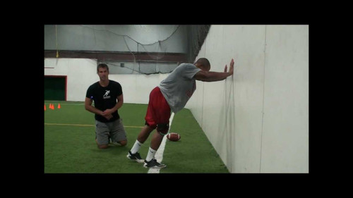 ​Sprint Speed & Agility Training Football Drill Using Myosource Ultimate Kinetic Bands