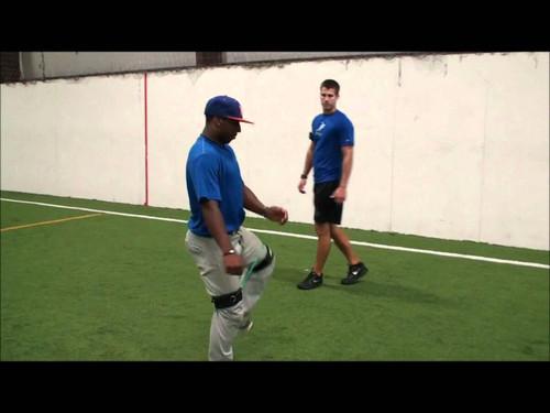 Baseball Training with Myosource Kinetic Bands / Resistance Bands
