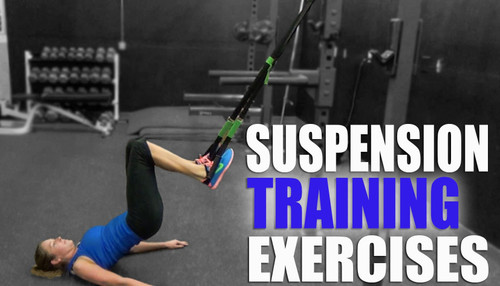 Suspension Training –Improve Fitness and Athletic Performance Performance