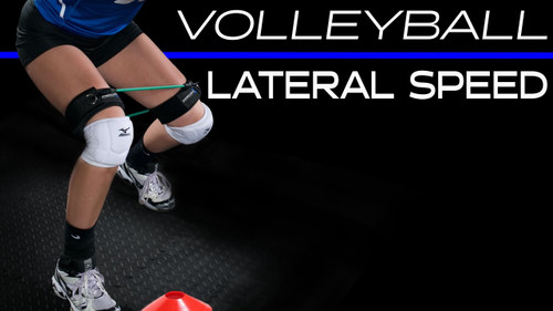 Volleyball - Lateral Speed, Fast Feet, and Explosive Jumps