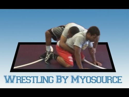 Wrestling: Wrestling Escape Techniques and Training | Myosource Kinetic Bands