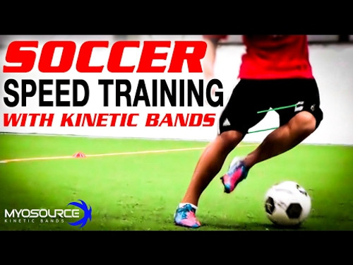 Soccer Saturday - Speed and Agility with Resistance Bands / Myosource Kinetic Bands