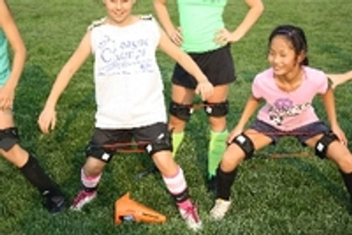 Will the Kinetic Bands work for young athletes