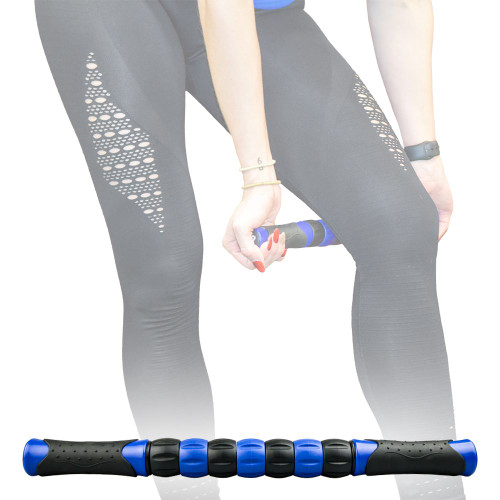 Muscle roller sticks are used and recommended by athletes, massage therapists, physical therapists, personal trainers, chiropractors, and Kinesiologists