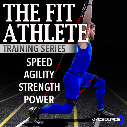 "Free Download of ""The Fit Athlete"" 5-Step Speed & Agility Training Series"