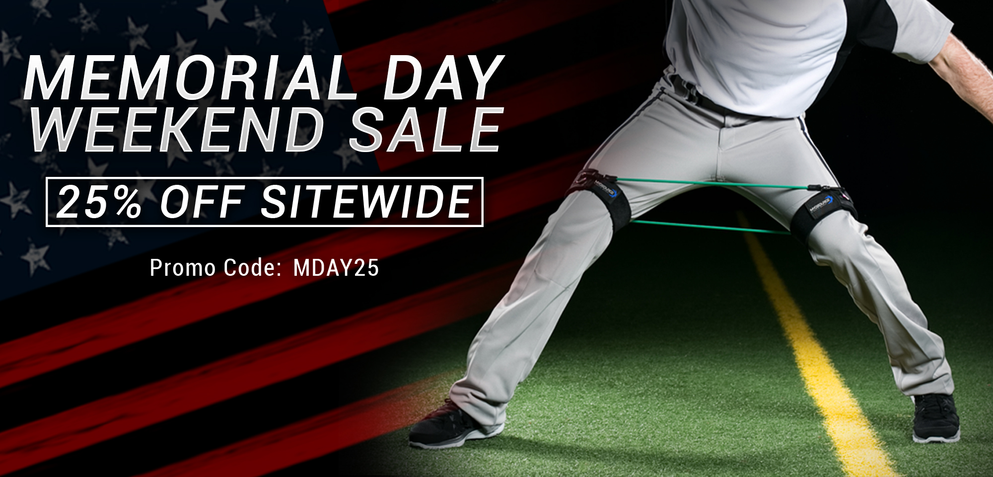 Memorial Day Weekend Sale - 25% off Sitewide - Promo Code: MDAY25