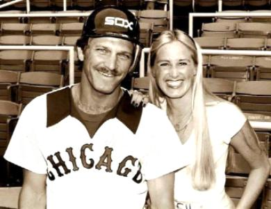 Former MLB Player Greg Pryor and his wife Michelle