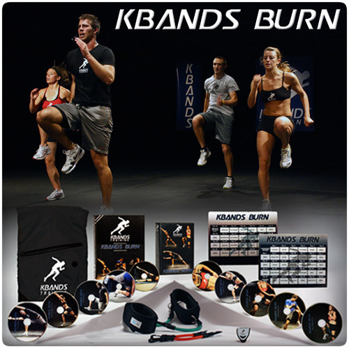 Burn Fitness Workouts with Kinetic Bands
