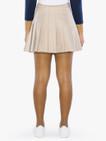 Kids' Gabardine Tennis Skirt (Khaki)