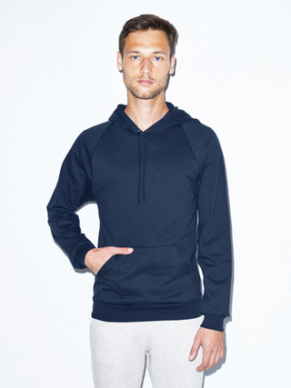 California Fleece Pullover Hoodie (Navy)