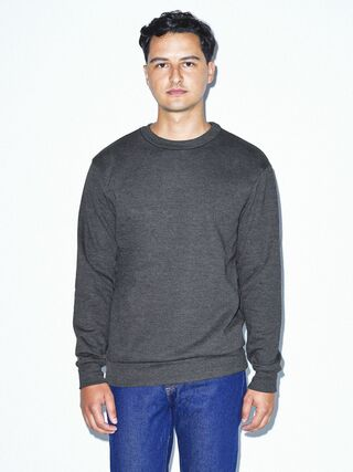 Flex Fleece Pullover (Dark Heather Grey)