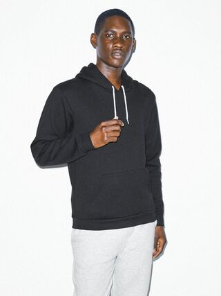 Flex Fleece Pullover Hoodie (Black)