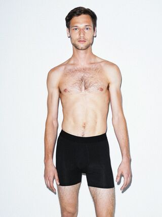 Mix Modal Boxer Brief (Black)