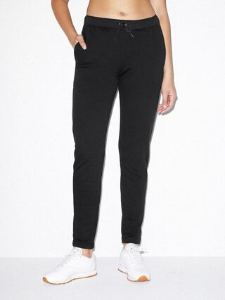 Unisex California Fleece Slim Fit Jogger (Black)