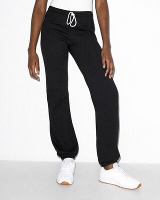 Unisex Flex Fleece Sweatpant (Black)