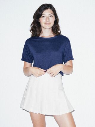 Tri-Blend Short Sleeve Scrimmage T-Shirt (Tri-Indigo)