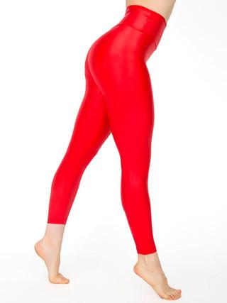Details about  /American Apparel Women/'s Nylon Tricot High Waist L Choose SZ//color