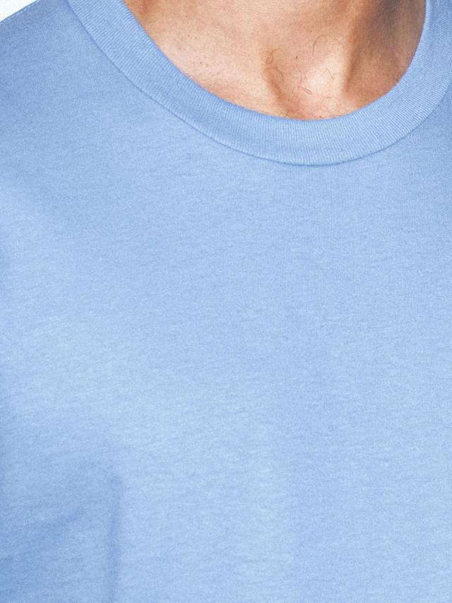 Fine Jersey Crewneck T-Shirt (Baby Blue)